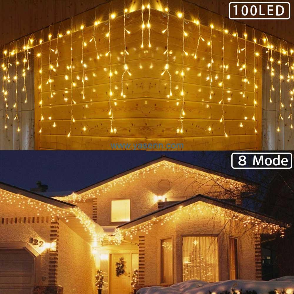 Icicle String Light