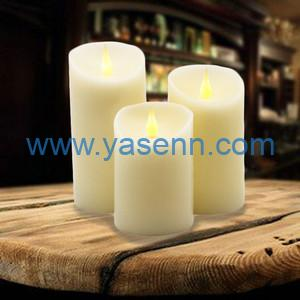 Jumping Flame LED Candles Lights