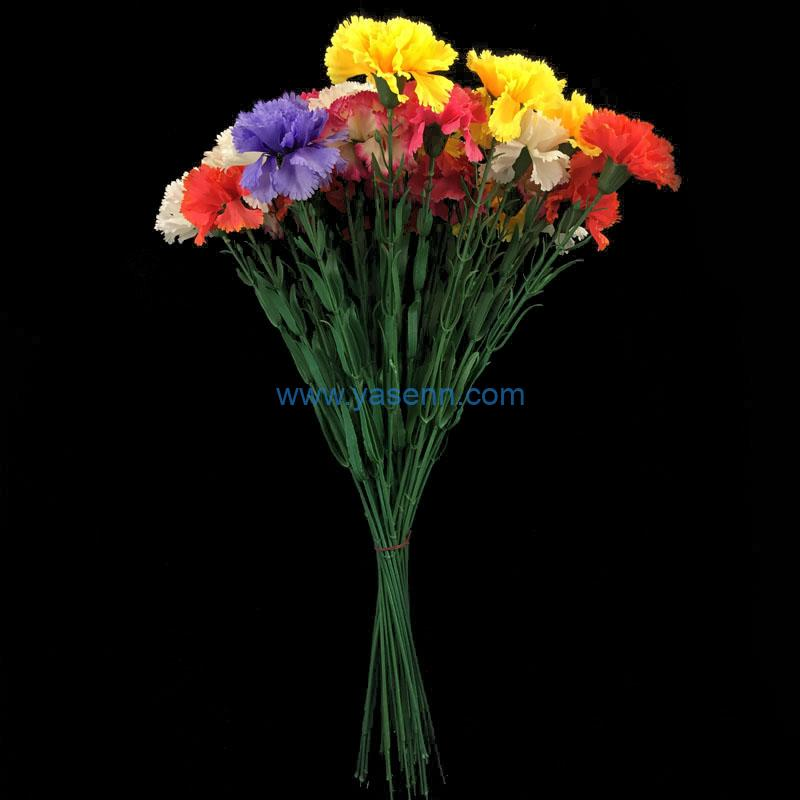 Artificial Carnation Stems Artificial Greenery