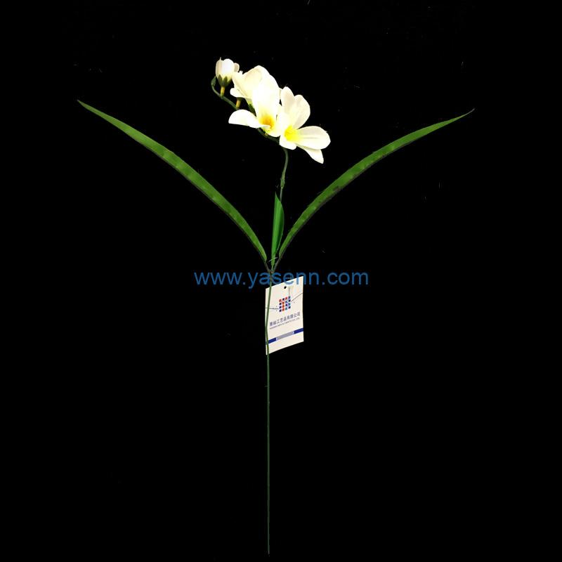 Orchid Stems Fake artificial Flower Leaves