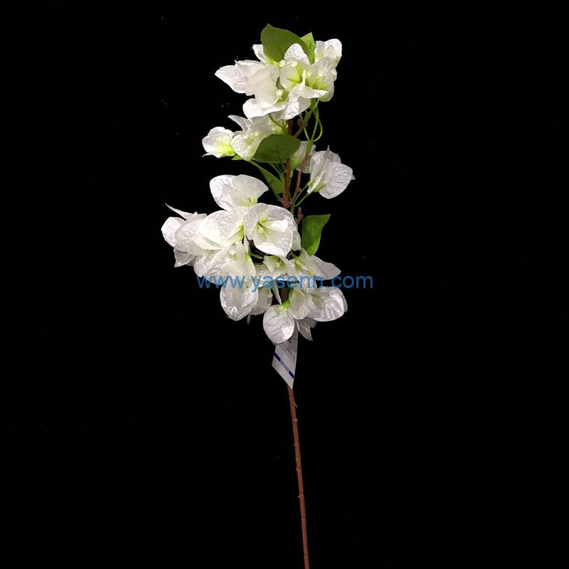 Little triangle rose Fake Flower Artificial Flowers For Table Floral Office Decor Party Decor
