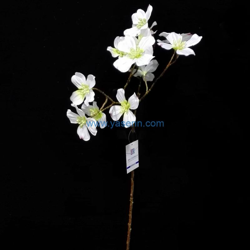 Single Wolfberry Flower Artificial Stems