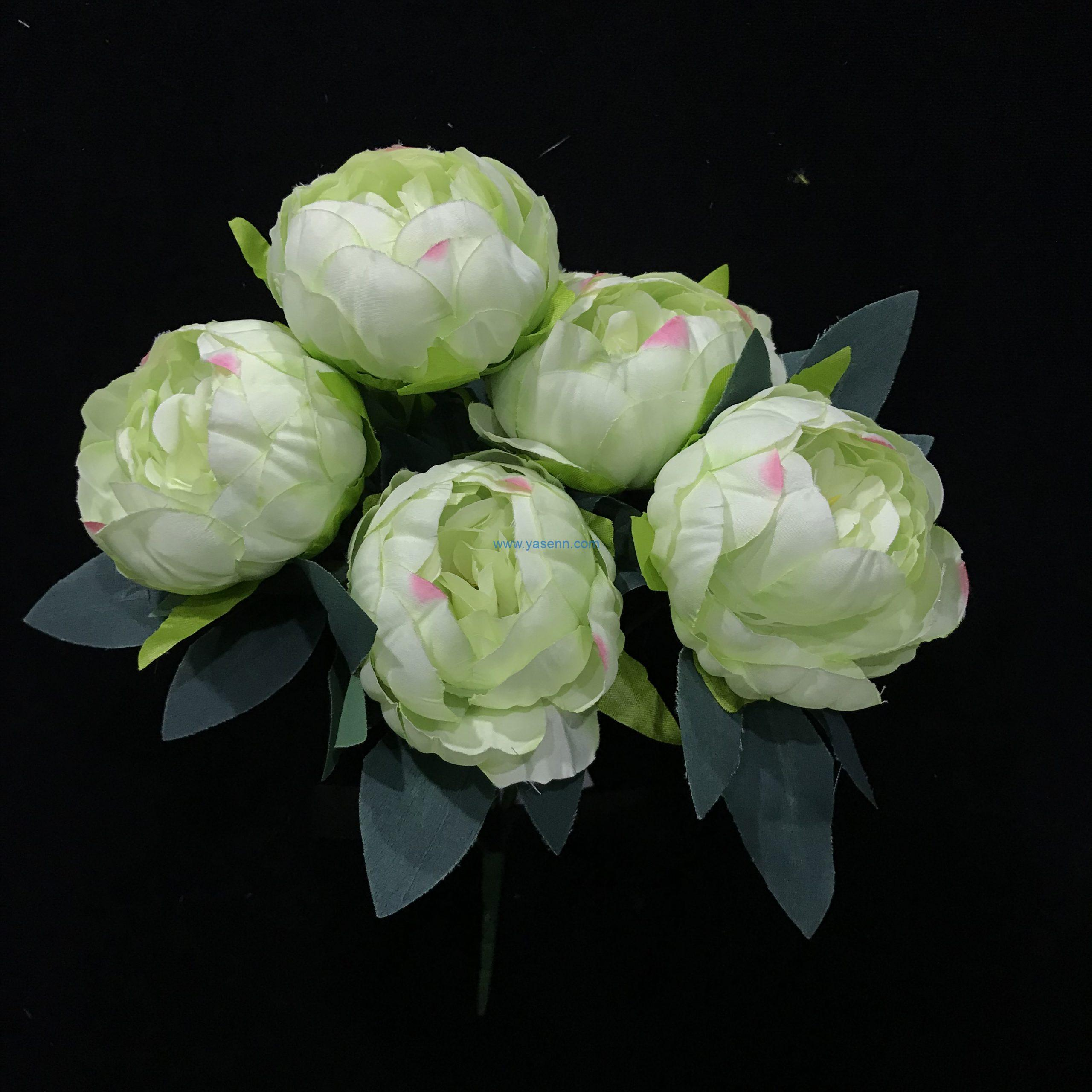Artificial flowers 7 Branches Peony