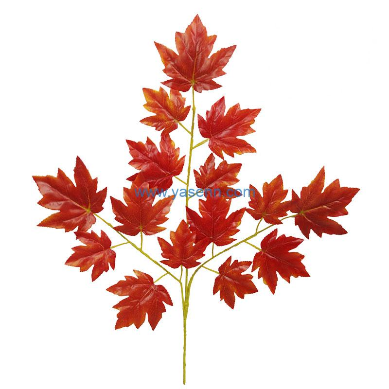 Artificial Maple Leaves Artificial Leaves