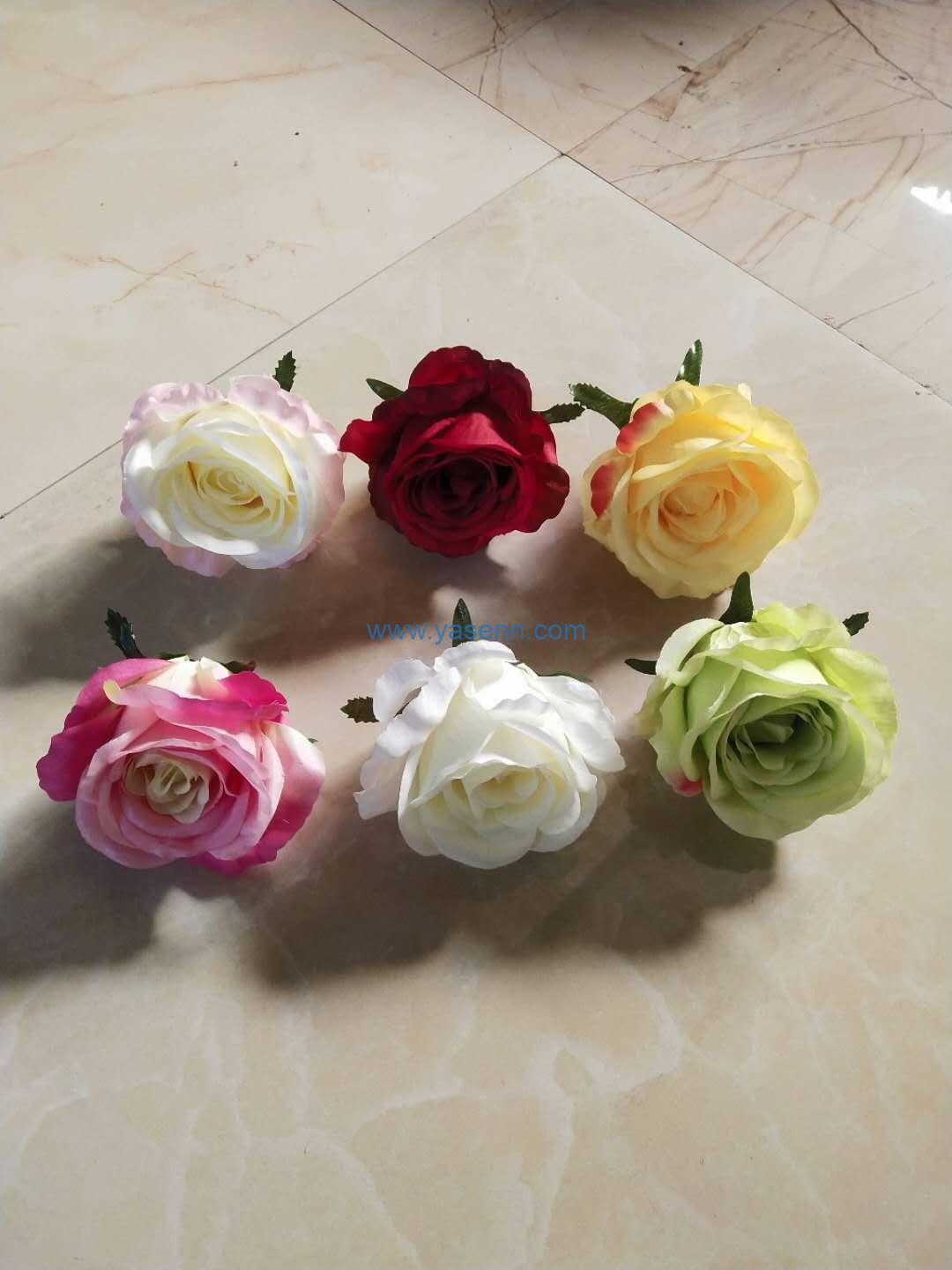 Artificial Bouquet Single Rose Party Home Hotel Office Decoration Wedding Balcony Decor