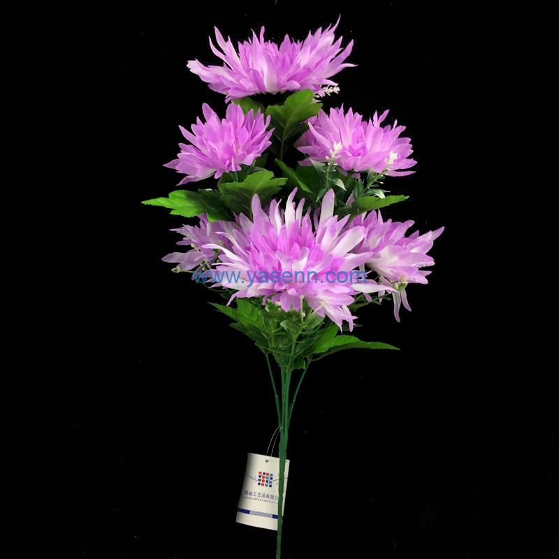 7 Branches Chrysanthemum Artificial Flowers