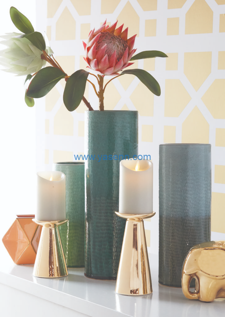 FLAMELESS CANDLES FOR HOME DECOR