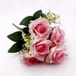 good idears to use artificial flower
