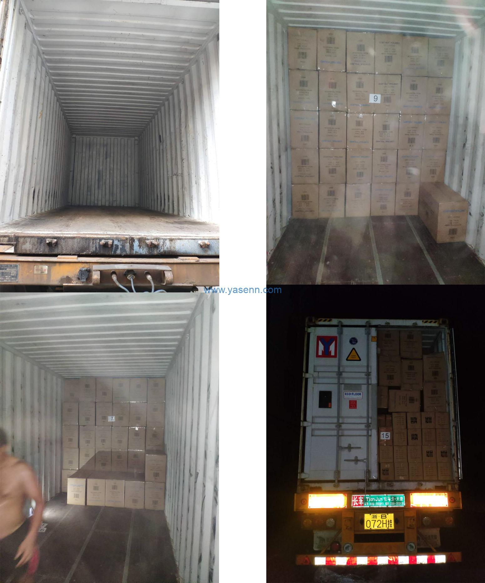 ONE MORE CONTAINER LOADED TODAY