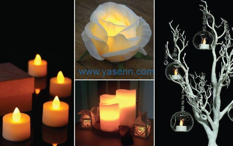 The Introduction Of LED Candle Light