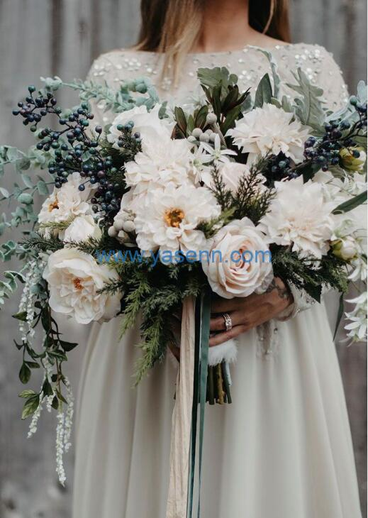 Artificial Flowers Decorate Your Wedding