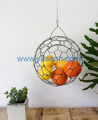 Artificial fruit is also a good choice to decor your home and kitchen