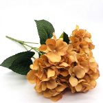 how to use artificial Hydrangea to decor your home